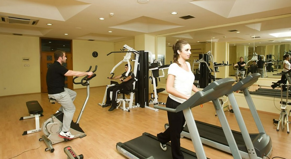 Kervansaray Termal Hotel Fitness Salonu