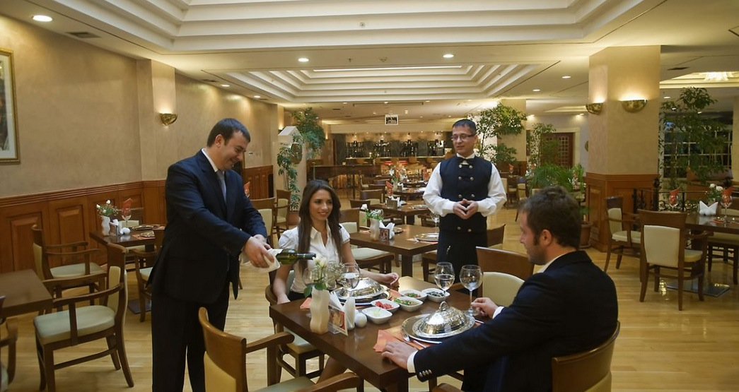 Kervansaray termal hotel restoran02
