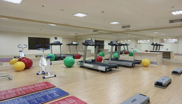 Korel Termal Otel Fitness